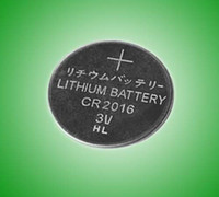cr2016 3v battery 2021 - 6000pcs Lot CR2016 button cell battery 3V lithium coin cells, FRESH BATTERIES