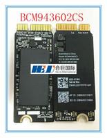 Wholesale Wireless Book Laptop - BCM943602CS New Original wireless card Airport Card 653-0194 for Mac book A1398 A1502 2015 year 661-02363