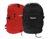 Wholesale American Girl School - Brand New Design Women Men's Travel Bag Couple Backpack Fashion Travel Bag High Quality Black Backpacks School Bags