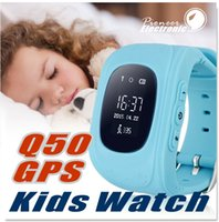 Wholesale Double Dial - Q50 Kids Smart Watch GPS LBS Double Location Safe Children Watch Activity Tracker SOS Card for Android and IOS