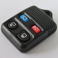 Wholesale Car Remote Control Case Replacement - New replacement keyless entry remote key fob for Ford 4 button remote control case car key shell