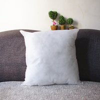 Wholesale Cushion Fill - Nonwoven Fabrics PP Cotton Filling Throw Pillow Inner Cushion Inner Cushion Core Insert Pillow Filler Sofa Decorative Square Decor Home Soft