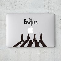 The beatles 'Для macbook Air / Pro / retina 13/15 наклейка macbook12 наклейка передняя Decal Skin vinly
