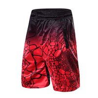Wholesale S Pebble - Wholesale-NEW 2016 High Quality Summer Basketball Shorts Running GYM Joggers Loose Sports Training Men's Fitness Pebbles Short Trousers