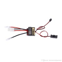 Wholesale Engine R C - High Quality 6-12V Brushed Motor Speed Controller ESC 320A for RC Ship and Boat R C Hobby