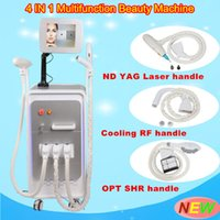 Wholesale Cheap Face Lifts - Best portable IPL beauty machine for face and body hair removal cheap hair removal IPL Portable Elight machine