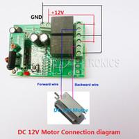 Wholesale Rf Decoder - DC12V 433MHz EV1527 PT2262 Decoder RF Wireless Relay Board