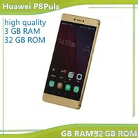 Wholesale Body Mini Camera - free shipping unlocked Huawei P9 Plus smartphone 5.5 Inch dual sim 1920*1080P metal body HD MTK6582 32GB ROM Android 6.0 13.0MP Camera