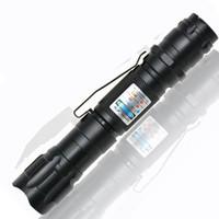 Wholesale Laser Pen Green High Power - 10 Miles Green Laser Pointer Light Pen Range 532nm Visible Beam High Power Lazer Charger + Box
