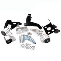 Wholesale Racing Engines - 2016 New Arrive 70A Race Motor Mount Kit for K-Series Engine Swaps for 96-00 HONDA CIVIC EK Chassis