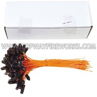 Wholesale Electric Firework - Free Shipping 200pieces 30cm fireworks electric talon igniters Electric matches