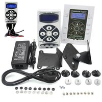 Wholesale Hurricane Tattoo Supply - Wholesale- Tattoo Power Supply Professional Hurricane HP-2 Powe Supply LCD Display Digital Dual Tattoo Power Supply Machines Free Shipping