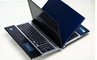 Wholesale Blue Laptops - buy one piece economical laptop with high configuration A156 laptop 2gb ram+320gb hdd free DHL