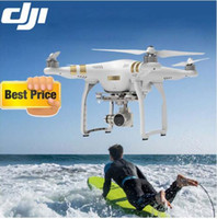 Wholesale Rc Factory - Factory Price !!! Dji Phantom 3 SE 100% Original High Quality FPV Camera Drone RC Helicopter with 4K HD Camera and 3-Axis Gimbal