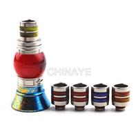 drip mod vape großhandel-Neues e cigs vape Zubehör-Mundstück 510 für lustige Tropfspitzenbox Mod-Mundstück Vape Malaysia