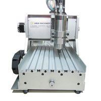 3d cnc toptan satış-Çok fonksiyonlu 4 eksen 800 W AM3020 kaliteli ahşap oyma makinesi ile promosyon için fiyat ile 3d cnc metal cnc oymacı promosyon