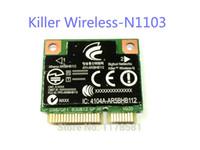 Wholesale intel ethernet pci - Wholesale- killer wireless N1103 AR5BHB112 450M Wireless wifi card dual-band Better than the intel 6300