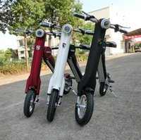 Wholesale Electric Folded Bicycle - 2016 Electric Scooters bicycles Folding bike Portabler bikes Electric Scooter Bluetooth Speaker Smart Balance Skateboard Self Balancing