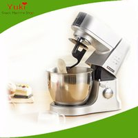 Wholesale HM770 electric dough mixer L home bread dough mixer commercial cake dough kneading machine electric egg beater
