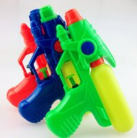 Wholesale Air Gun Sale - Summer Hot Sale Children Sand Water Gun Play Toy By Air Pressure Kids Water Pistols Fastest