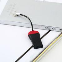 Wholesale 2gb memory card reader resale online - SB Mini T Flash TF M2 M Memory Card Reader Support GB GB GB GB