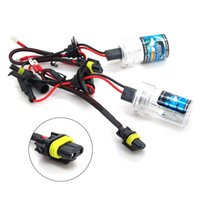 Wholesale Hid Xenon Replacement Ballast 55w - Xenon HID Replacement Headlight Kit OME White 6000k 9005 HB3 H10 55W HIGH BEAM Slim Ballast