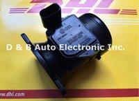 Wholesale Mass Air Audi - 1pc Original Air Flow Sensors Mass Air Flow Meters 06A906461B AFH60-10C For Volkswagen Seat Skoda Audi