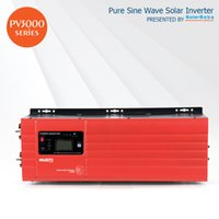 Wholesale Mppt Solar Power Charge Controller - MUST Power PV3000 MPK 3000W Solar Power Inverter with MPPT Charge Controller for Solar Power System by SolarBaba