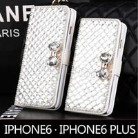 handystand freies verschiffen großhandel-Galaxie-S7 Rand-Luxus-Diamant-Handy-Kasten-Abdeckungs-Standfall-Abdeckungsfall für Iphone 7 i7 6s plus 5 5C SE S6 S5 Anmerkung 5 geben Verschiffen frei 30pcs