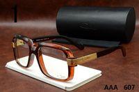 Wholesale Design Womens Sun Glasses - Clear Frames Cazals 607 Man Sunglasses Hot Sell 2017 High Quality Polarized Brand Design Sun Glasses Womens Luxury Cazals Eyeglasses Gafas