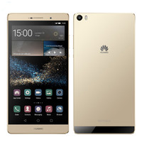 huawei octa çekirdeği 32gb toptan satış-Orijinal Huawei P8 Max 4G LTE Cep Telefonu Kirin 935 Octa Çekirdek 3 GB RAM 32 GB 64 GB ROM Android 6.8 inç IPS 13.0MP OTG Akıllı Cep Telefonu Kilidini