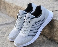 zapatos de los hombres de lona coreanos al por mayor-EE. UU. 6.5-11 Nueva primavera y verano zapatos ocasionales de los hombres Zapatos planos Chaussure Homme Zapatos de lona de aire respirable de Corea
