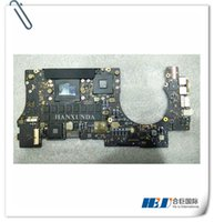 """Wholesale Nvidia Sli Motherboards - 820-3332-A Genuine A1398 motherboard Core i7 2.6GHz 8GB For Mac Book Pro Retina 15"""" 2013 Motherboard"""