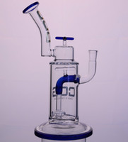 Wholesale Perfect Hole - Glass water pipes with faucet holes design perfect function with creative design glass bongs