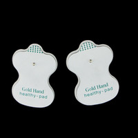 Wholesale Wholesale Pads For Tens - Durable Tens Electrode Pads For Digital Therapy Acupuncture Machine Massager Replacement Pads