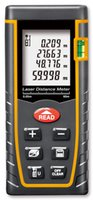 Wholesale Infrared Ruler - Wholesale-Laser distance meter 7 Key 60M better than 6 key SW-M40 infrared Laser rangefinder Electronic ruler area volume Pythagorean tool