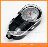 Wholesale Porsche Keychain - Stable Mini Keychain Car Tire Tyre Air Pressure Gauge Auto Motorcycle Test Tool DHL free GDT003