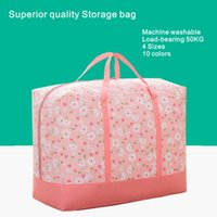 Wholesale Wire Weight - Storage Bags Oxford cloth home finishing bag, machine washable, weight bearing 50KG, 4 sizes, 10 colors.
