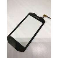 Wholesale Hummer Waterproof Phone - Wholesale- Repair Tools+ 100% Original For Hummer H5 Waterproof Smart Phone Capacitive Touch Screen Digitizer Replace Panel Black