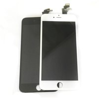 painel celular do painel de toque venda por atacado-Para iphone 6 4.7 polegada iphone 6 plus 5.5 polegada celular display lcd com painéis de toque digitador completo