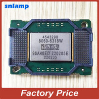 Wholesale Dmd Chip For Projector - Wholesale- Brand New Projector DMD chip 8060-6318W 8060-6319W big dmd chip for many projectors, 90 days warranty