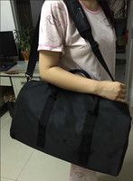 Wholesale Set Travel Bags - NEW luxury pattern C Travel Bag Women Yogo Sport Bag with logo Large size Beach case With tag Luxury bag