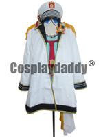 Wholesale Women Marine Costume - Love live School Idol Festival Navy Sailor Maki Nishikino Marine Cosplay Costume Full Set S002