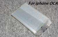 Wholesale Original Touch Iphone 4s - Original Quality For 250um OCA Sticker Film for iphone 4   4s 5 5s 5c 6 6plus Optical Clear Adhesive Glue Sticker OCA Film