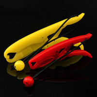 Wholesale Lip Grips - Floatable Fish Lip Grip Rust-Proof Corrosion Resisting Fishing Controller ABS Plastic Lure Pliers 17.5cm 25cm Tools