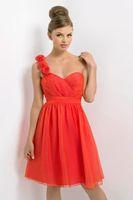 Wholesale bridesmaid dresses wholesalers - 2016 New Dresses Orange Bridesmaid Dresses Short Homecoming Dresses Short Prom Dress Red Short Cocktail Dresses Formal Dress Evening Dress
