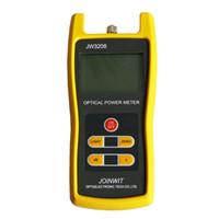 Wholesale Optic Fiber Cheap - Used in Telecommunication Field Cheap JW3208A -70~+6dBm Handheld Fiber Optic Power Meter