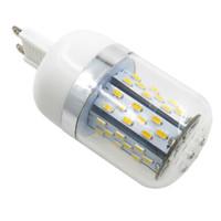 Wholesale G9 Led Pack - G9 LED Corn Bulb 360° 5W 78-3014 SMD Daylight Chandelier Light Lamp White Warm AC 85-265V   AC DC 12-24V (Pack of 10)