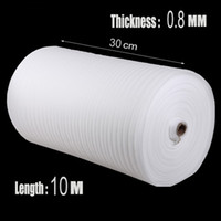 Others packing foam roll - m mm Brand Cushion Foam Wrap Rolls EPE Packing Material Laser Protective Film Cushion Roll Shipping EPE Foam Sheet