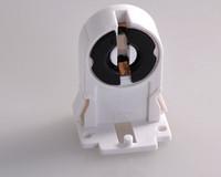 50pcs lot t8 tube lamp-holder,tube socket,good quality